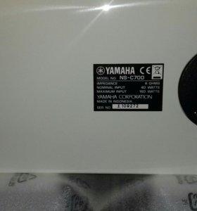 Музыкальная колонка Yamaha (новая)