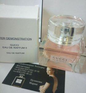 Духи, тестер Gucci - eau de parfum ll