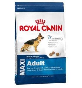 Royal Canin Maxi Adult для взрослых собак 15кг