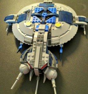Лего набор star wars дроид ганшип .