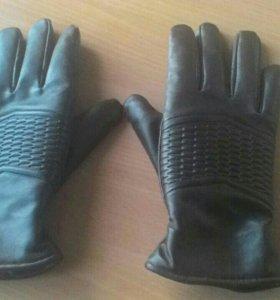 Перчатки новые зимние мужские