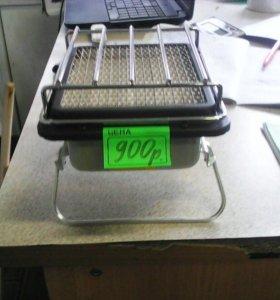 Инфракрасная печь