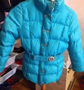 Комплект зимняя куртка,зимние штаны и зимние сапог