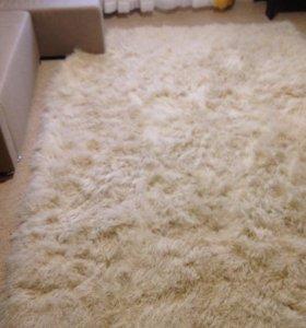 Натуральный ковёр из тибетской овчины))