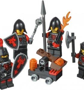🏰Лего 850889 Рыцари Дракона