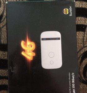 Прошитый 4G/Wi-Fi-роутер