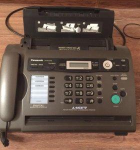 Факс Panasonic (KX-FLC413RUT)
