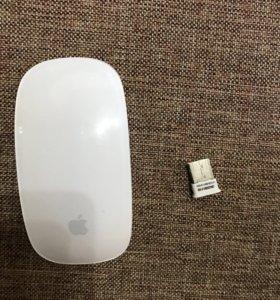 Мышка + клавиатура ( Apple)