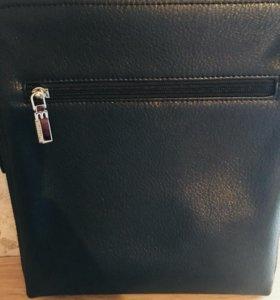 Новая Мужская сумка Mascotte