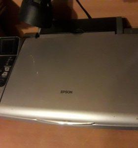 Продам на запчасти или целиком принтер-сканер