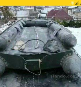 Лодка СНЛ-8