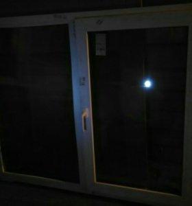 Окно новое высота 1.20- ширина 1.50