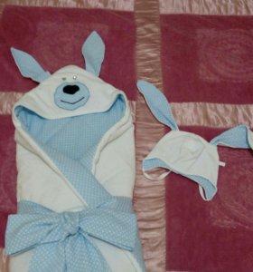 Одеялко для наворожденного