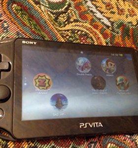 Ps Vita Sony 2000 Wi-Fi (PCH-2008)