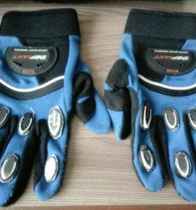Перчатки для велоспорта