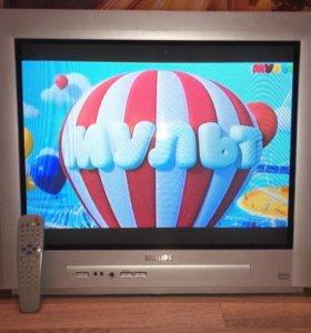 Телевизор Philips 72см, с пультом