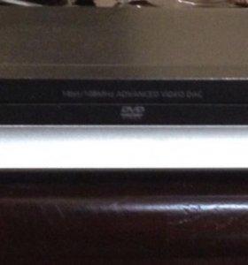 DVD-плеер лазерный Samsung