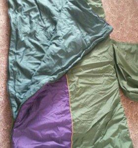Новый спальный мешок prival берлога