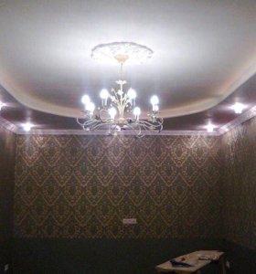 Ремонт квартир под ключ. 3500-5000р за квадрат