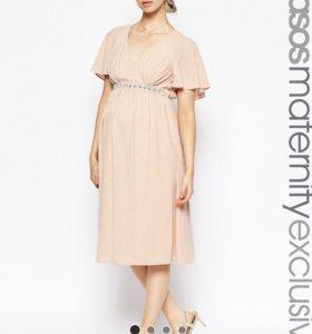 Платье для беременных asos Maternity. Размер 42-44