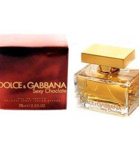 "Парфюм D&G ""Sexy Chocolate"" parfum 75ml"