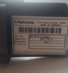 Блок управления SG 1574 webasto AT2000ST 24v