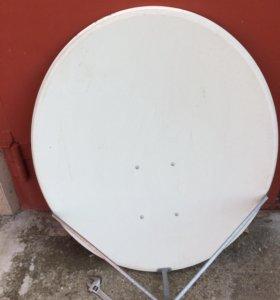 Спутниковая антенна 95х105 см