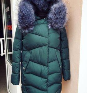 Куртка очень тёплая 42-44-46-48