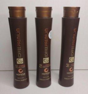 Кератин Coffee Premium all Liss