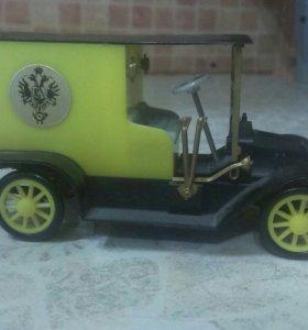 Коллекционная машинка Прага 1907 год