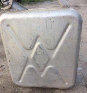 Канистра алюминиевая