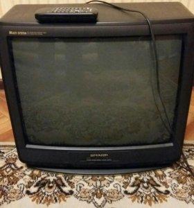 Телевизор Sharp диагональ 54см