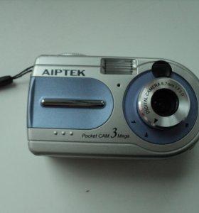 Цифровой фотоаппарат AIPTEK