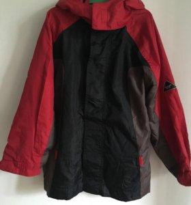 Детские мембранные куртки