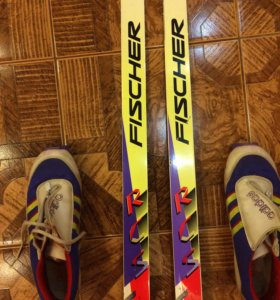Лыжи + ботинки