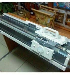 Вязальная машина Silver reed sk280 2-х фантурная