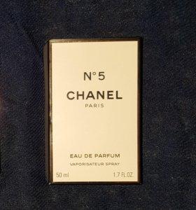 Новые духи Chanel 5 50 мл