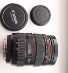 Canon 28-70 mm 2.8 L USM