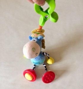 Игрушка-подвеска Playgro Ослик