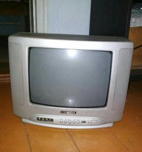 """Цветной телевизор """"сокол"""""""