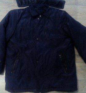 Мужская куртка/большой размер/
