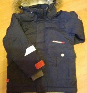 Куртка парка Дидриксонс Didriksons