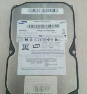 Samsung HD160JJ 160Гб 3,5''