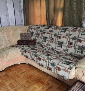 Диван Мягкий уголок мягкая мебель