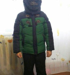 Костюм зимний 122