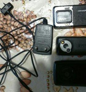 Телефоны нерабочие на запчасти.