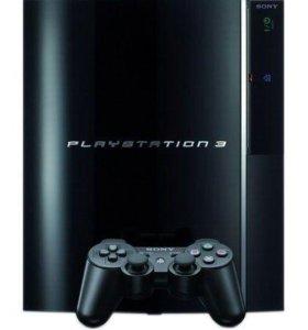 Sony PlayStation 3 + 10 дисков