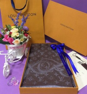 Палантины Louis Vuitton