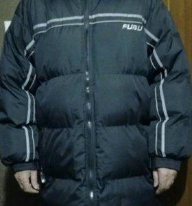 Куртка мужская (новая) зима