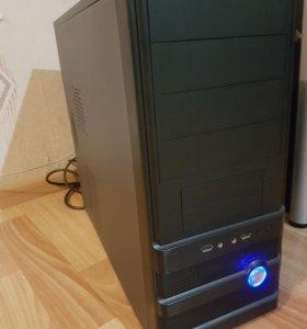 Системный блок 4 ядерный 4Гб 1000гб видео 1гб